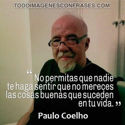 Imágenes De Autoayuda Con Frases De Paulo Coelho