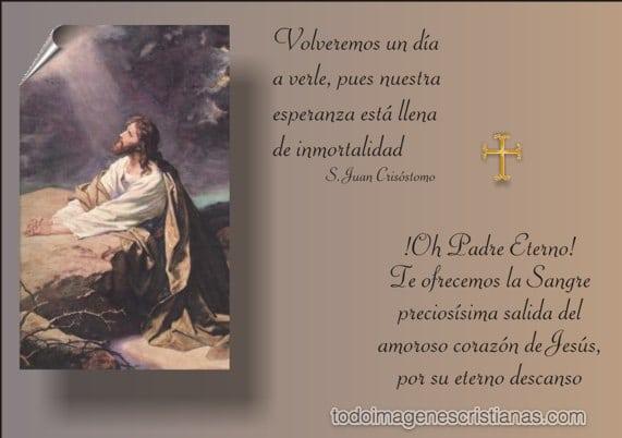 Imagenes Cristianas De Pesame Imágenes Con Frases