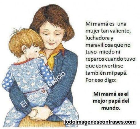 imagenes con frases sobre las madres