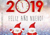 20 Modelos de imágenes de año nuevo 2019 para descargar gratis