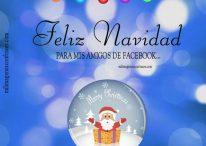Imágenes y tarjetas de Navidad para amigos y amigas