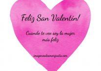 +25 Imágenes de San Valentín con frases para descargar gratis